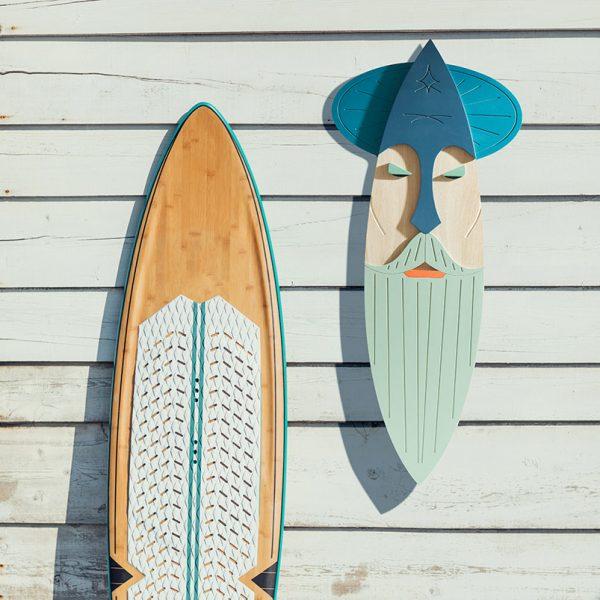 MORFEUS dekoracja ścienna surfingonion